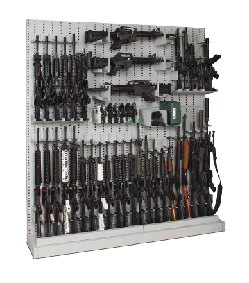 Expandable Weapons Storage