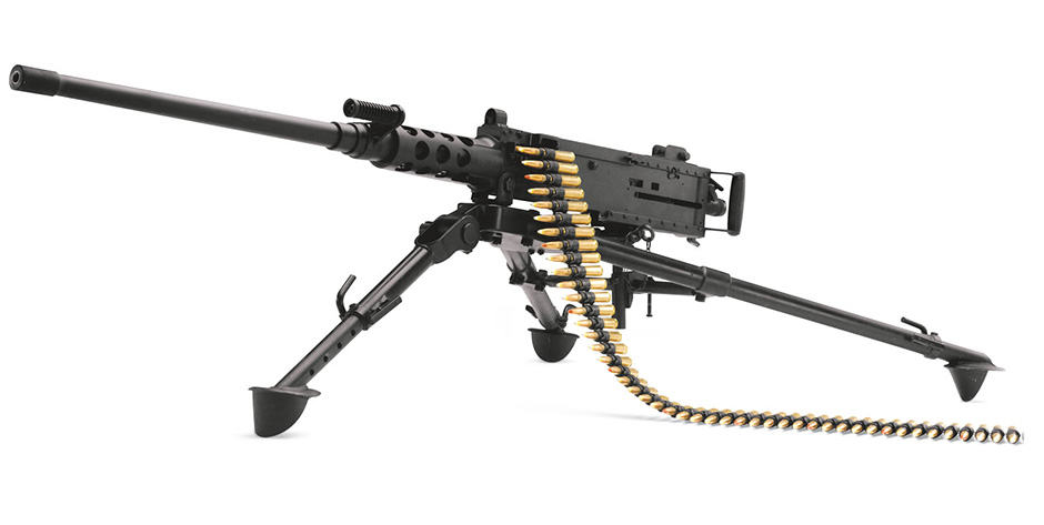 m2 50 cal light machine gun