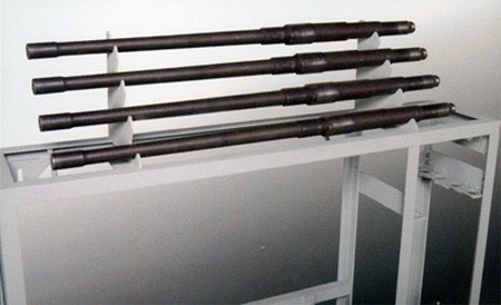 m2 weapons racks