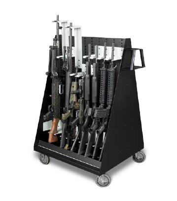 Mobile Weapons Storage