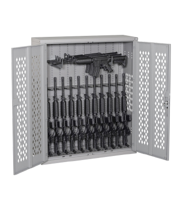 Stackable Weapons Racks & Lockers